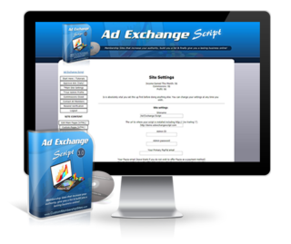 Ad Exchange Script Membership Site
