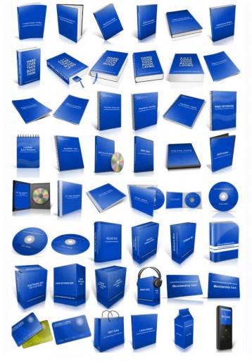 3D Ecover Design