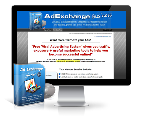 Ad Exchange Script