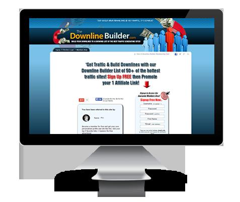 TheDownlineBuilder.com Upgrade