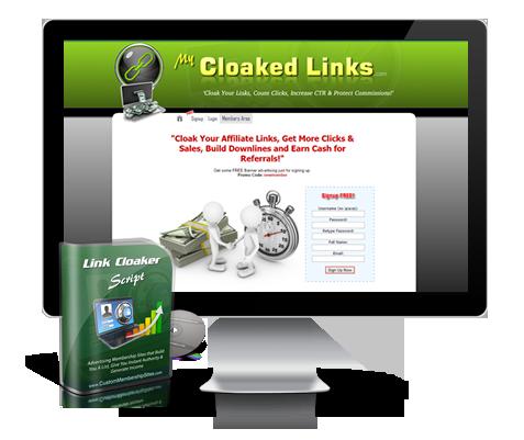 MyCloakedLinks.com