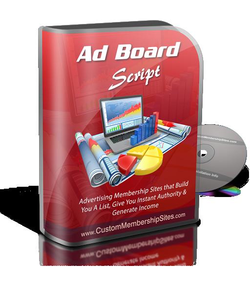 Ad Board Script