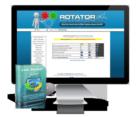 RotatorURL.com For Sale