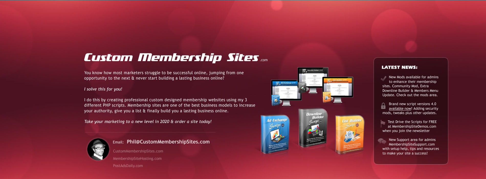 Membership Sites For Sale
