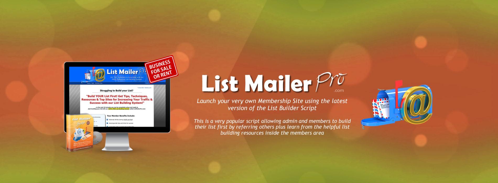 List Mailer Pro