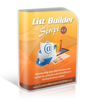 List Builder Script
